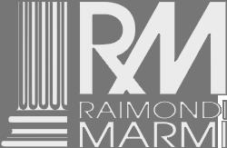 logo raimondi marmi bianco